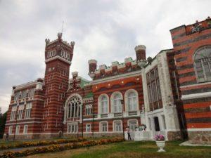 Шереметьевский замок в Нижегородской области