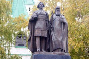 Основатель Нижнего Новгорода