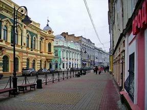 Улица Рождественская НН