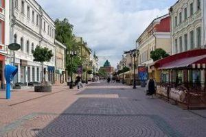 Улица Большая Покровская НН