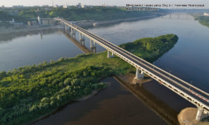 Река Ока в НН