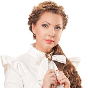 Знаменитая нижегородская певица Наталья Иванова