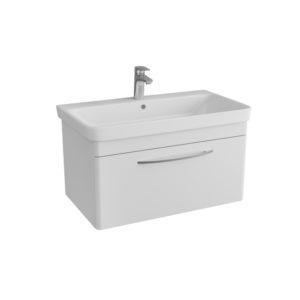 Мебель для ванной OWL 1975 (обзор комплекта Skansen 80)